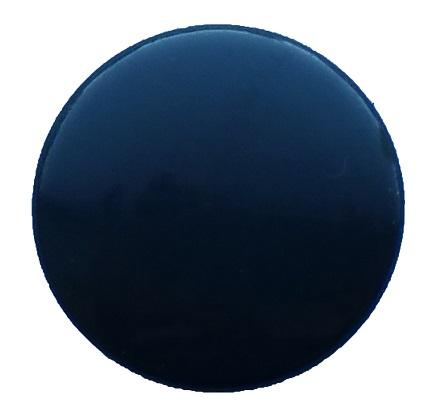 Drukknoop A navy Dot