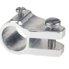 Middenstuk aluminium 20 mm.