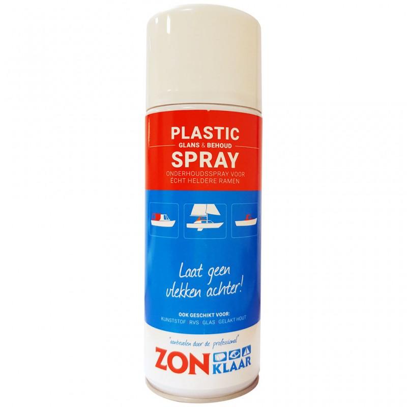 Zonklaar plastic spray