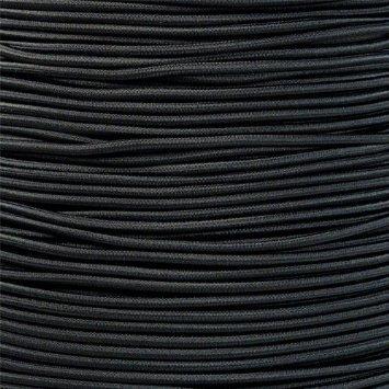 Elastiek koord zwart