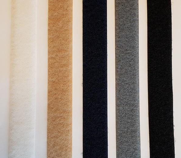 Klittenband kleuren