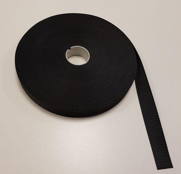 Polyesterband soepel