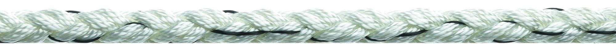 Multiplait polyester landvast U-Rope