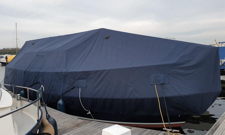 Winterkleed Atlantex 44 navy