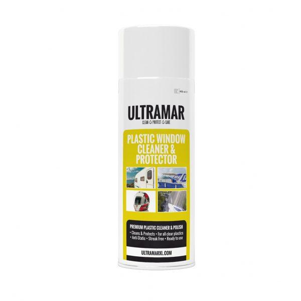Ultamar Plastic Window Cleaner Protector 400ml