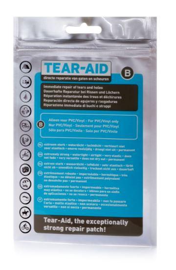 Tear Aid kit B