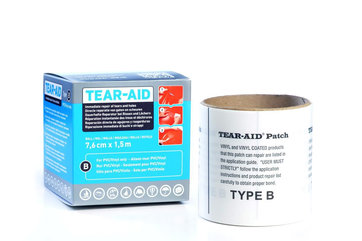 Tear Aid rol B