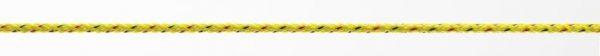 Marlow 8 voudig voorgerekt polyester geel