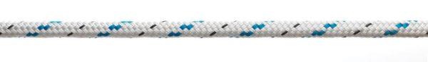 Marlow Doublebraid wit blauw